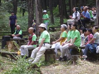 第6回森のフェスタ 続き